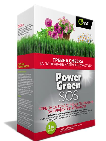 Power Green SOS 1кг