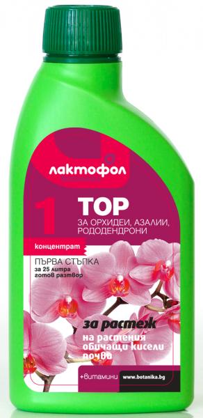 Тор за Орхидеи РАСТЕЖ 250 мл