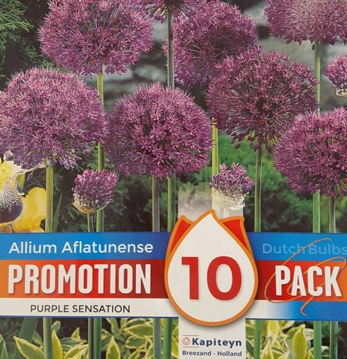 Промоционален пакет Алиуми Purple sensation 10бр.