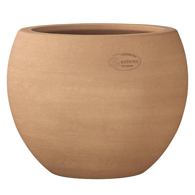 Глинена саксия кръгла Dego 49, размер 49x39