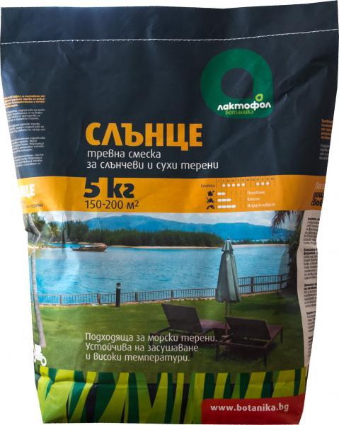 Тревна смеска Слънце 5 кг