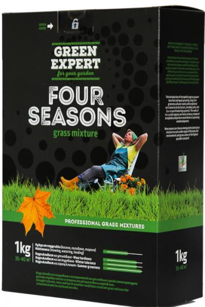 Тревна смеска 4 сезона