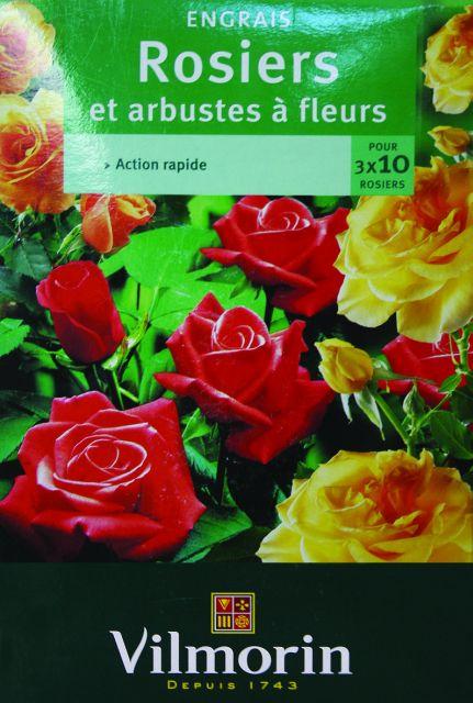 Гранулиран тор за рози 800 гр