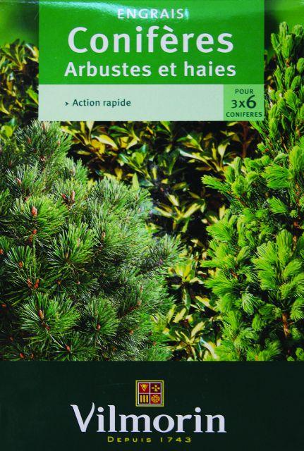 Гранулиран тор за иглолистни и декоративни храсти 800 гр