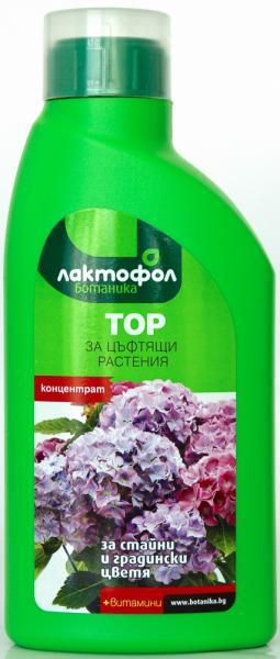 Лактофол  Тор за ЦЪФТЯЩИ растения 0,500 л