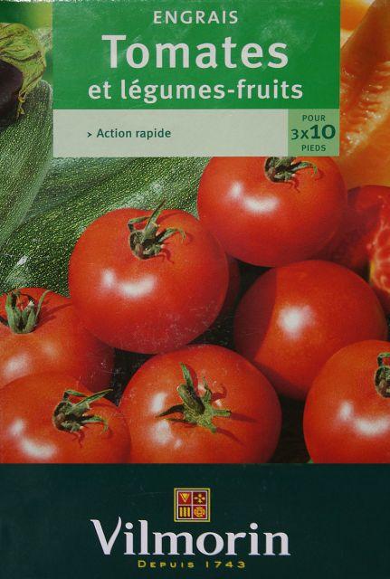 Гранулиран тор за домати 800 гр