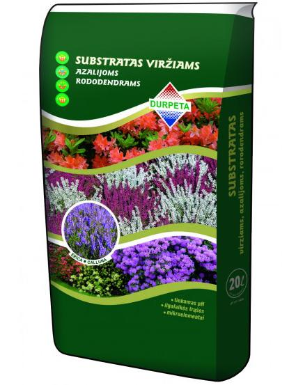 Торфен субстрат за ацидофилни растения 20 л