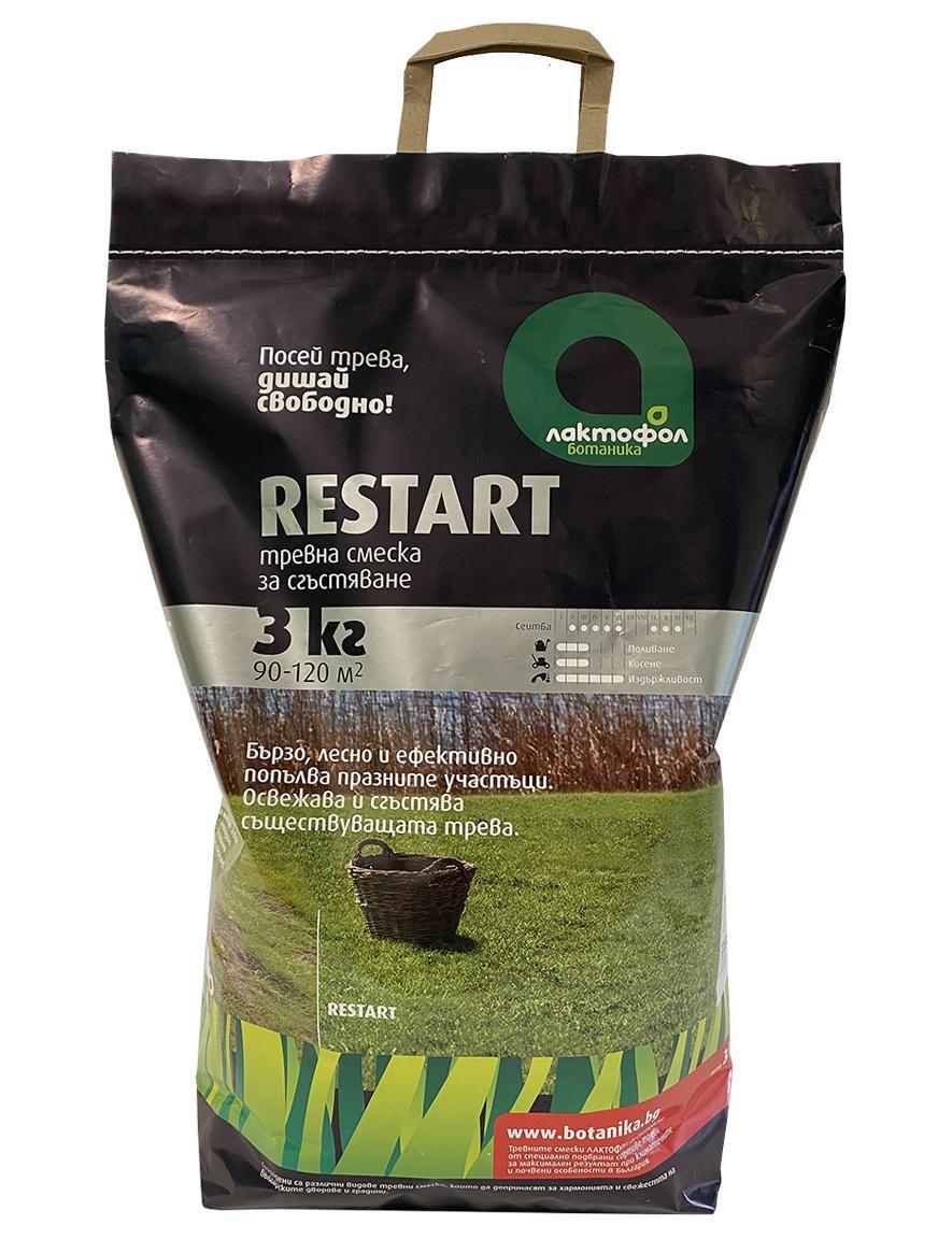 Лактофол Тревна смеска RESTART - 3 кг
