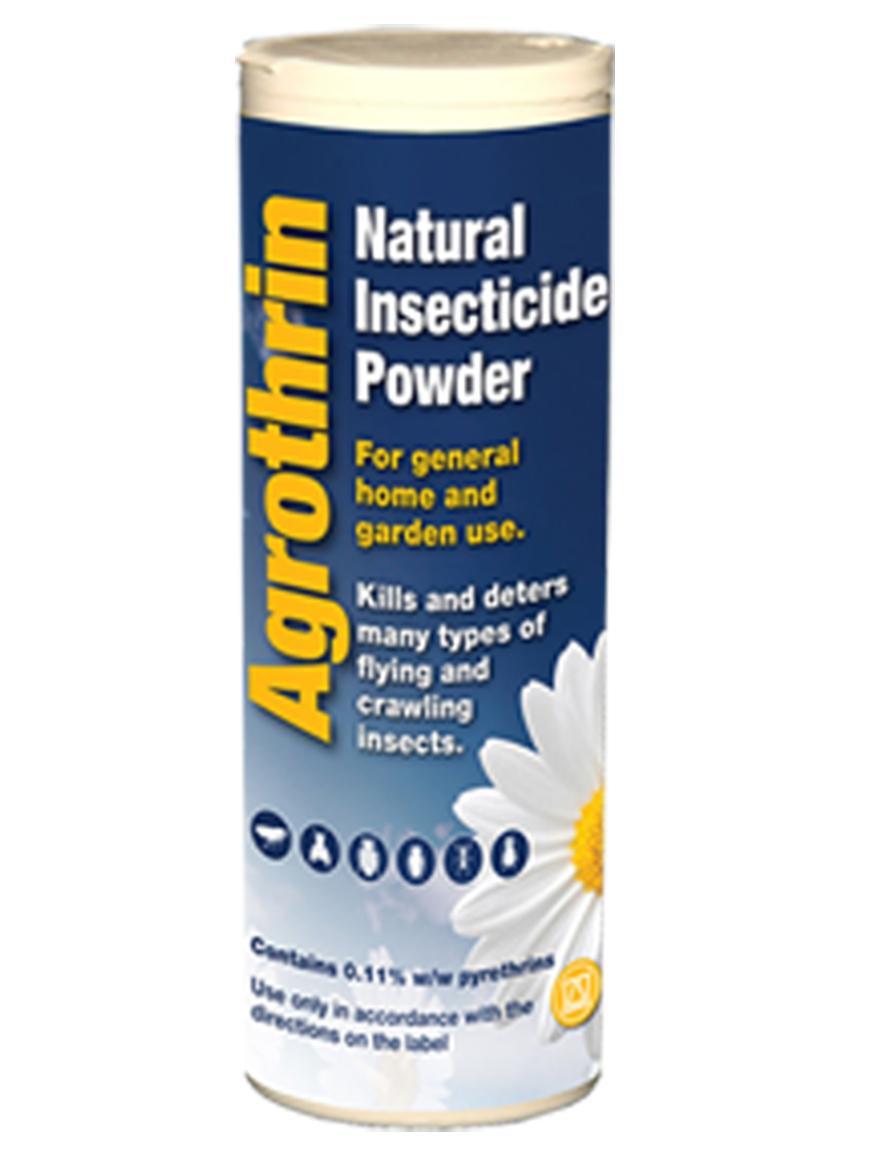 Натурален пестицид Agrothrin  100 гр - пудра