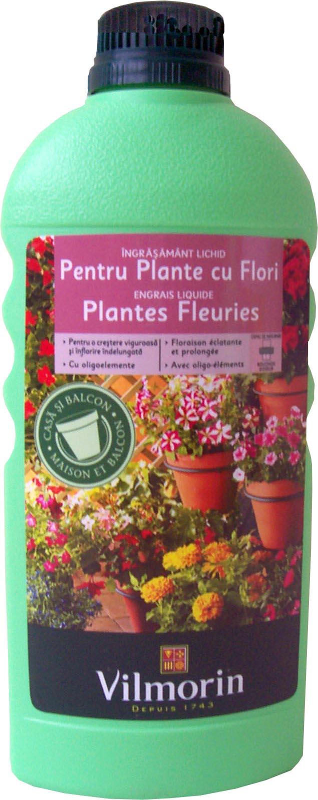 Течен тор за цъфтящи растения 500 мл