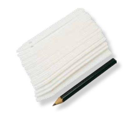 Табелка за маркиране с молив - 25бр. 8114