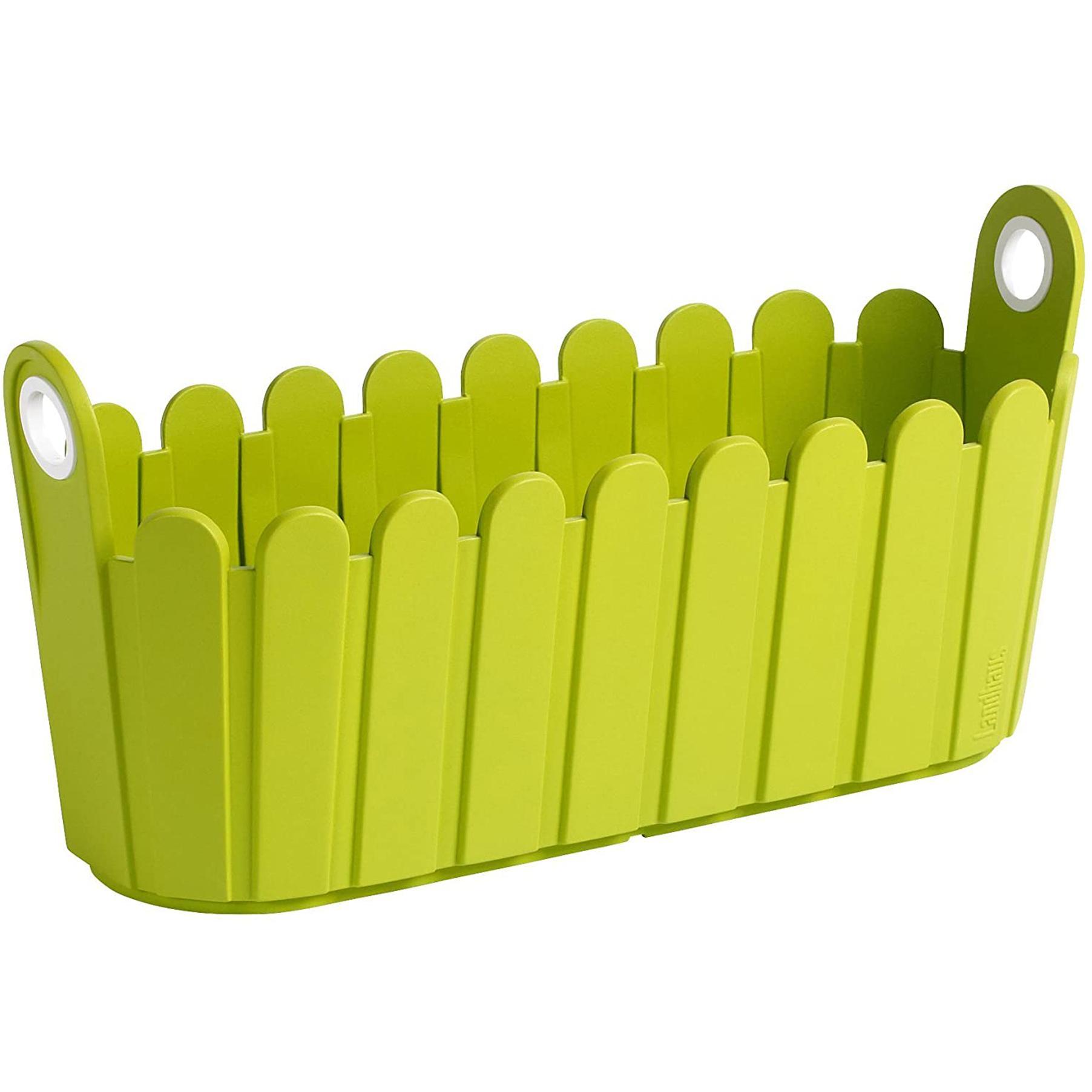 Landhaus пластмасов сандък зелено