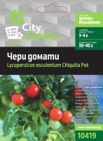 City garden семена чери домати червени
