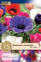 Анемоне CORONARIA DE CAEN микс 15бр.