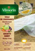 Фолио за отглеждане на ранни зеленчуци - 4 x 2 м4075