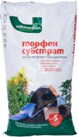 Торфена смес за листно-декоративни растения 5 л