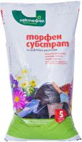 Торфена смес за цъфтящи растения 5 л