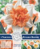 NEW BULB Нарцис HUNGARIAN RHAPSODY 5бр.