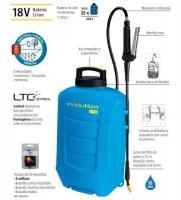 Пръскачка на батерии Еvolution15 LTC -15л Li-ION 18V