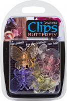 щипки за орхидеи - Пеперуда, микс цветове
